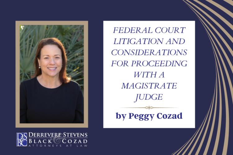 Federal Court Litigation: Magistrate Judge