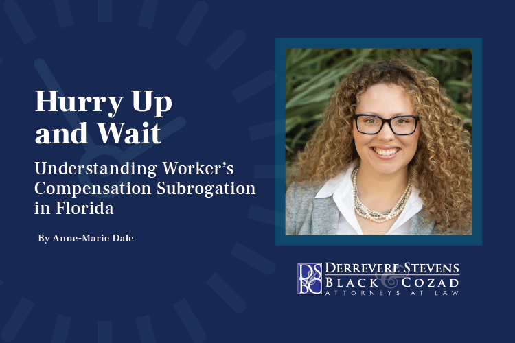 Understanding Worker's Compensation Subrogation in Florida